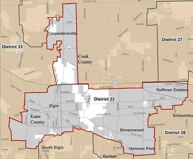 Legislative District 22