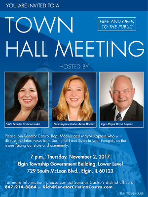 elgin townhall 110217a