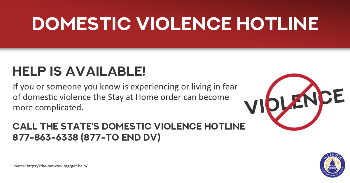 Domestic violence hotline FB